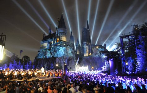 Harry Potter World Brings its Magic to Hollywood