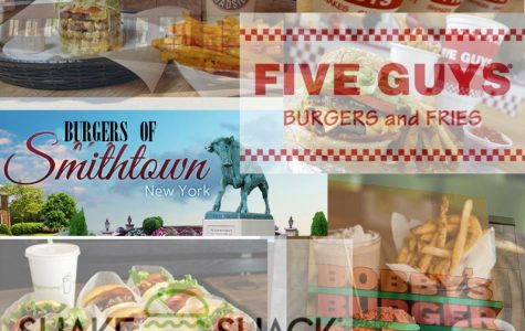 Local Burger Joints Around Smithtown