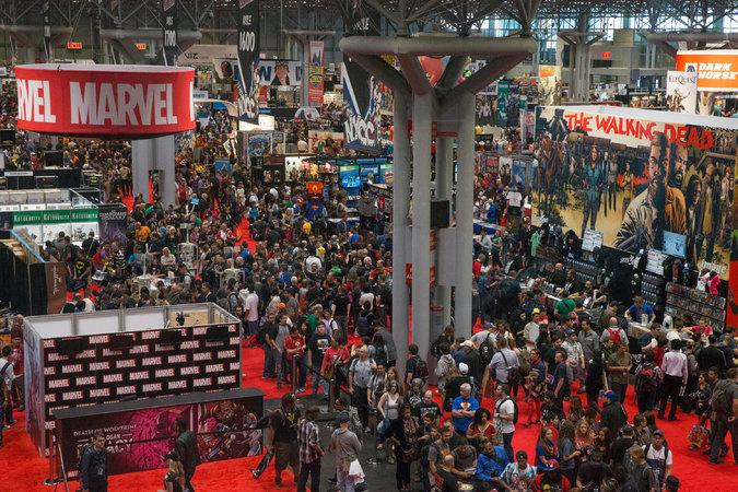 New York Comic Con, 2015: Would You Attend?
