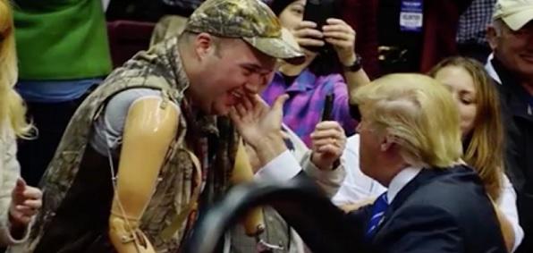 Trump Under Fire