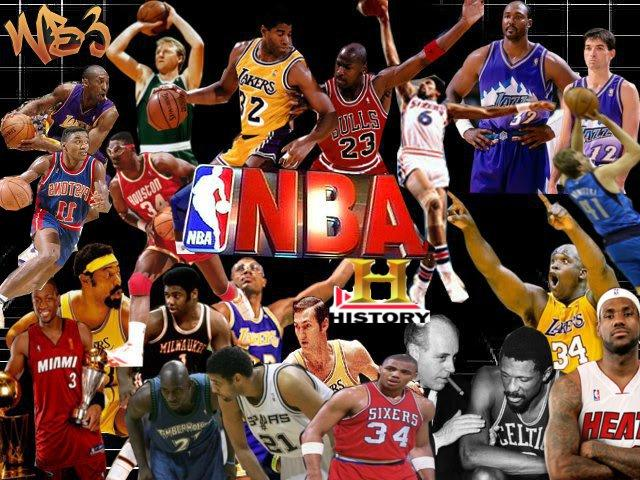 The Twenty Five Greatest Players in NBA History – The Bull ...