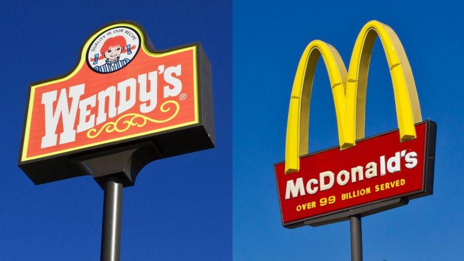 Wendy's vs McDonald's