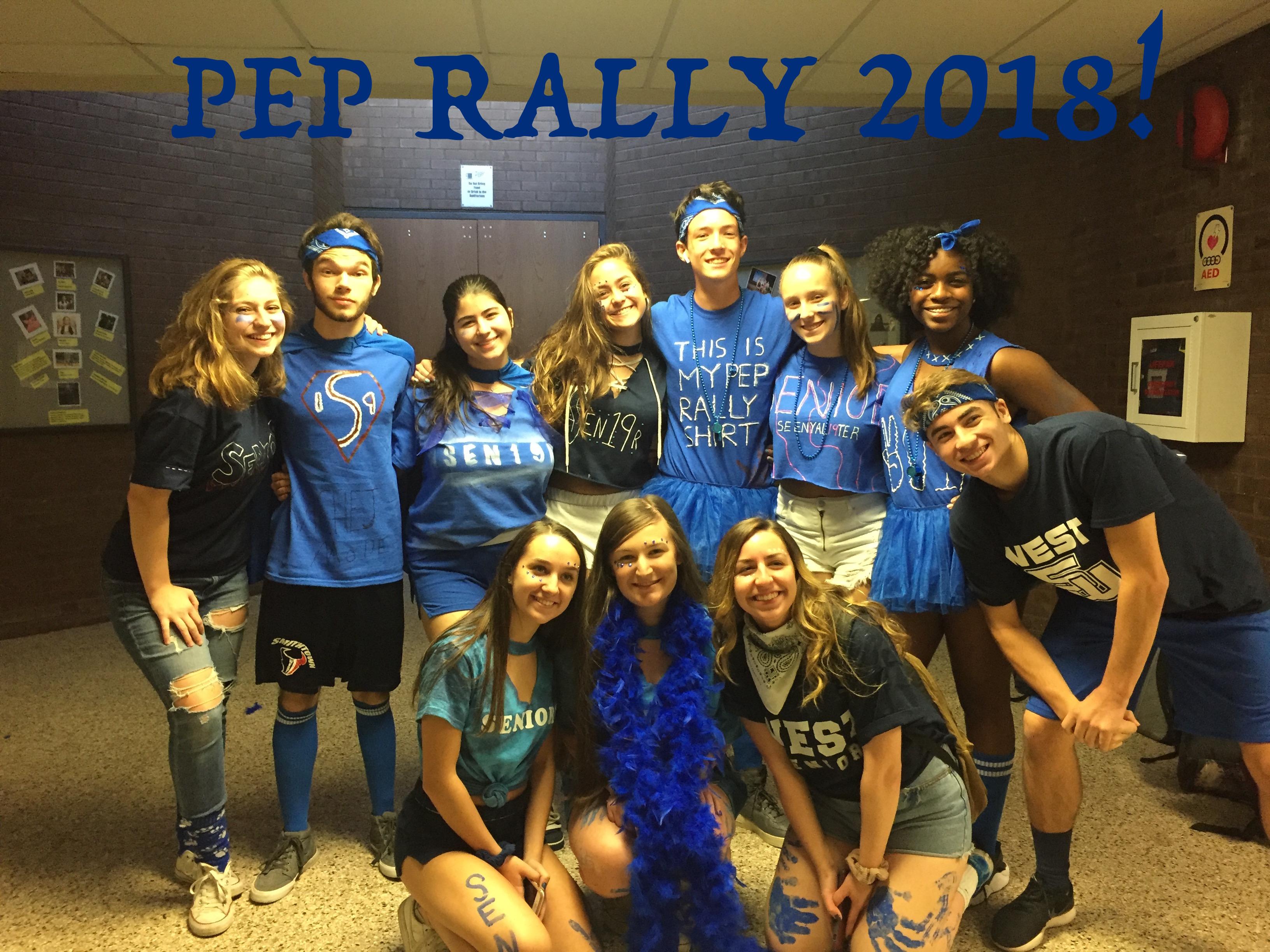 Pep Rally 2018