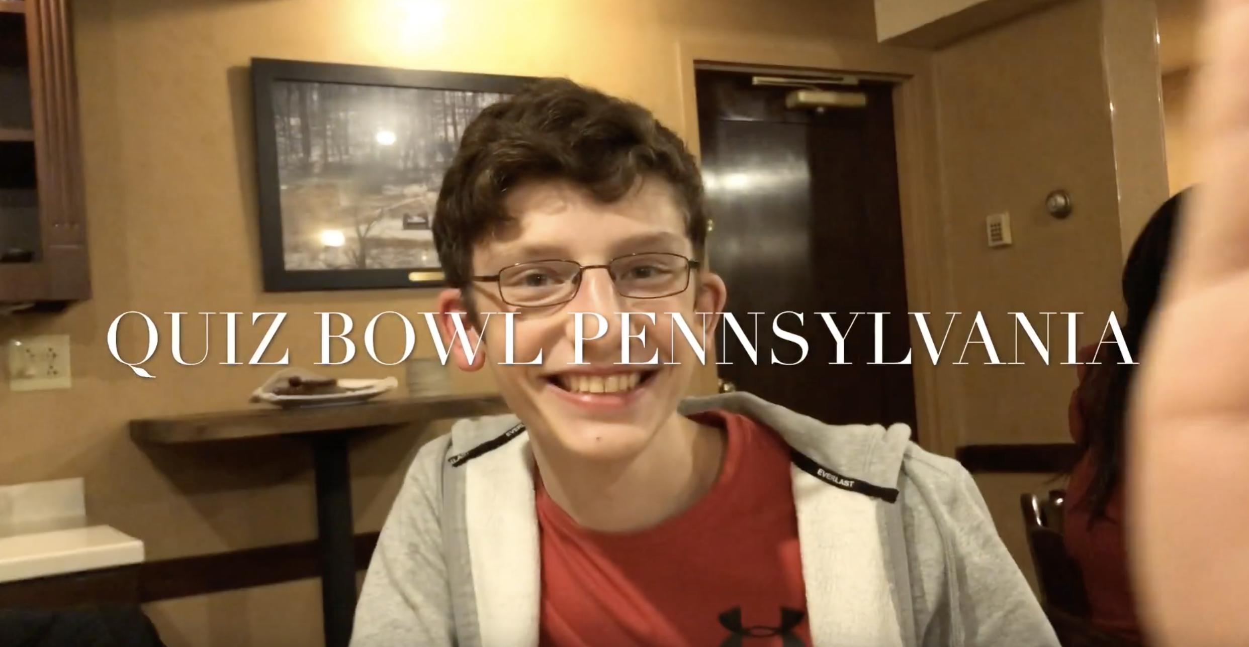 Quiz Bowl 2018