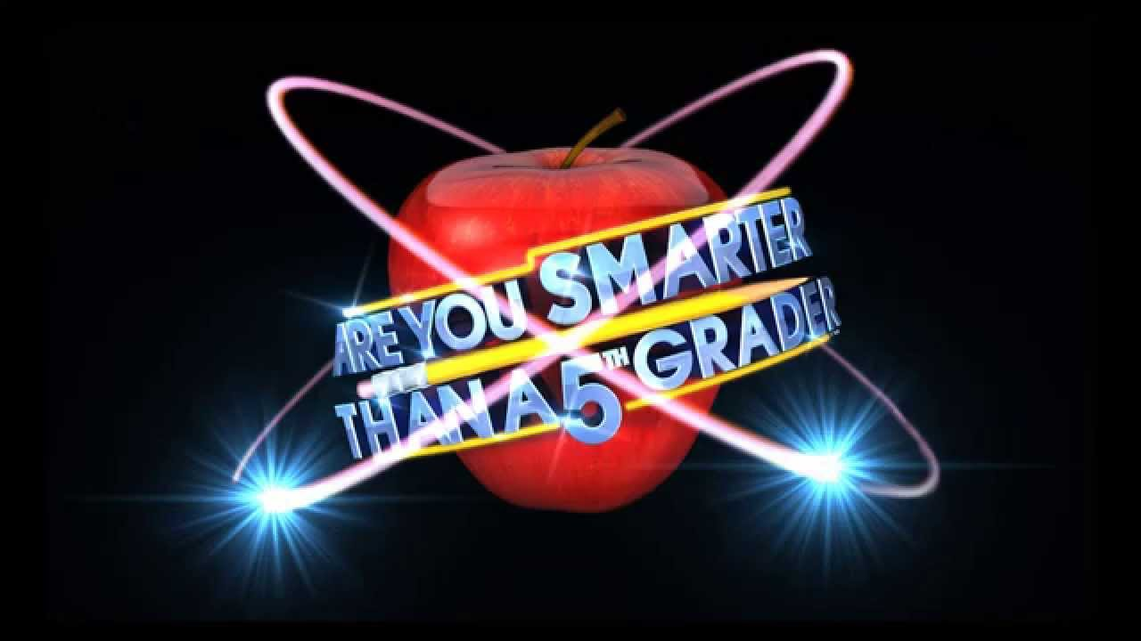Are You Smarter Than A 5th Grader? HSW Edition