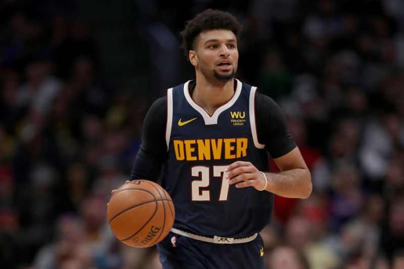 Jamal Murray Helping the Denver Nuggets to the NBA finals