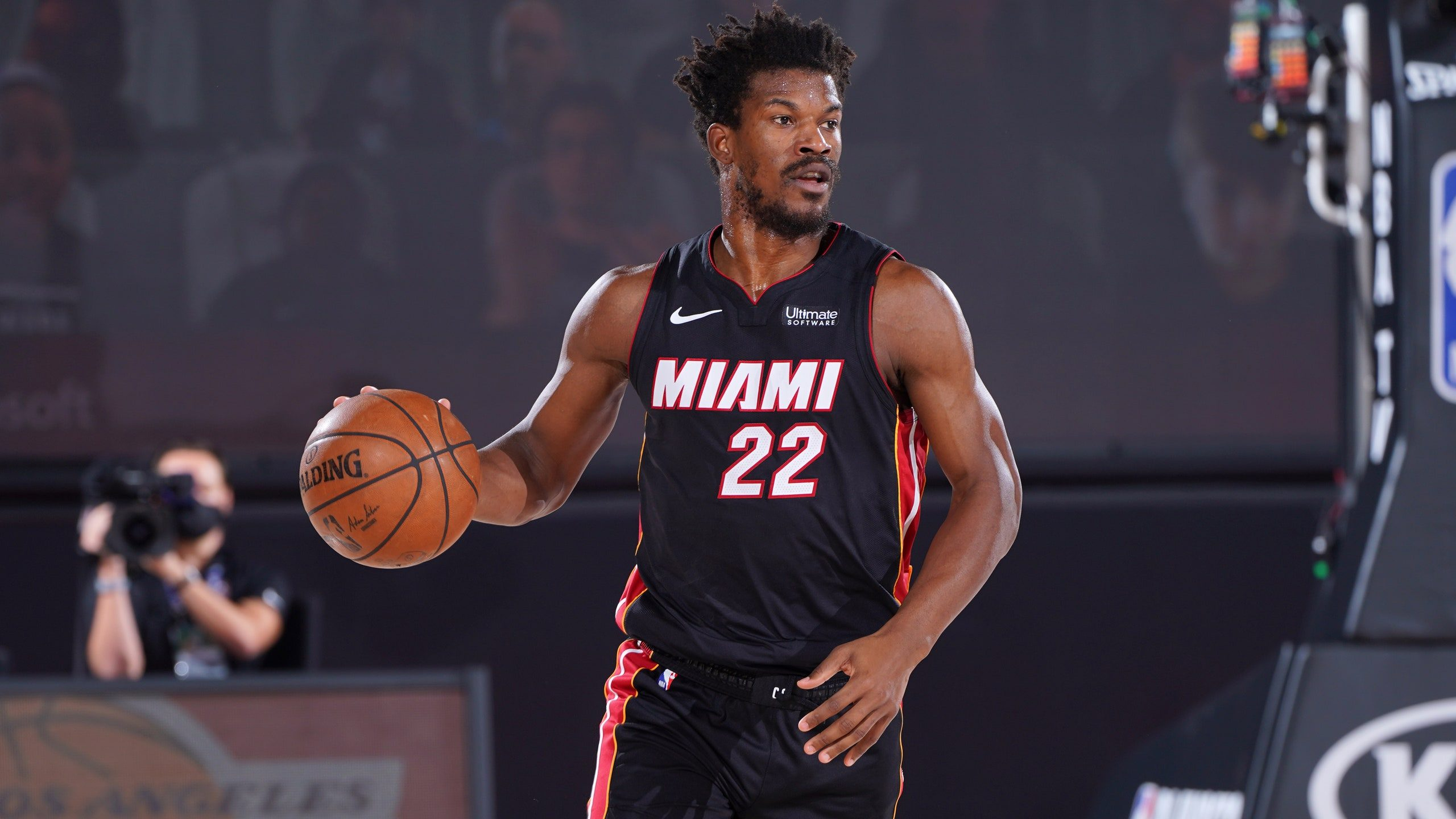 Jimmy Butler and the Heat Climb Back from 2-0 in the Series