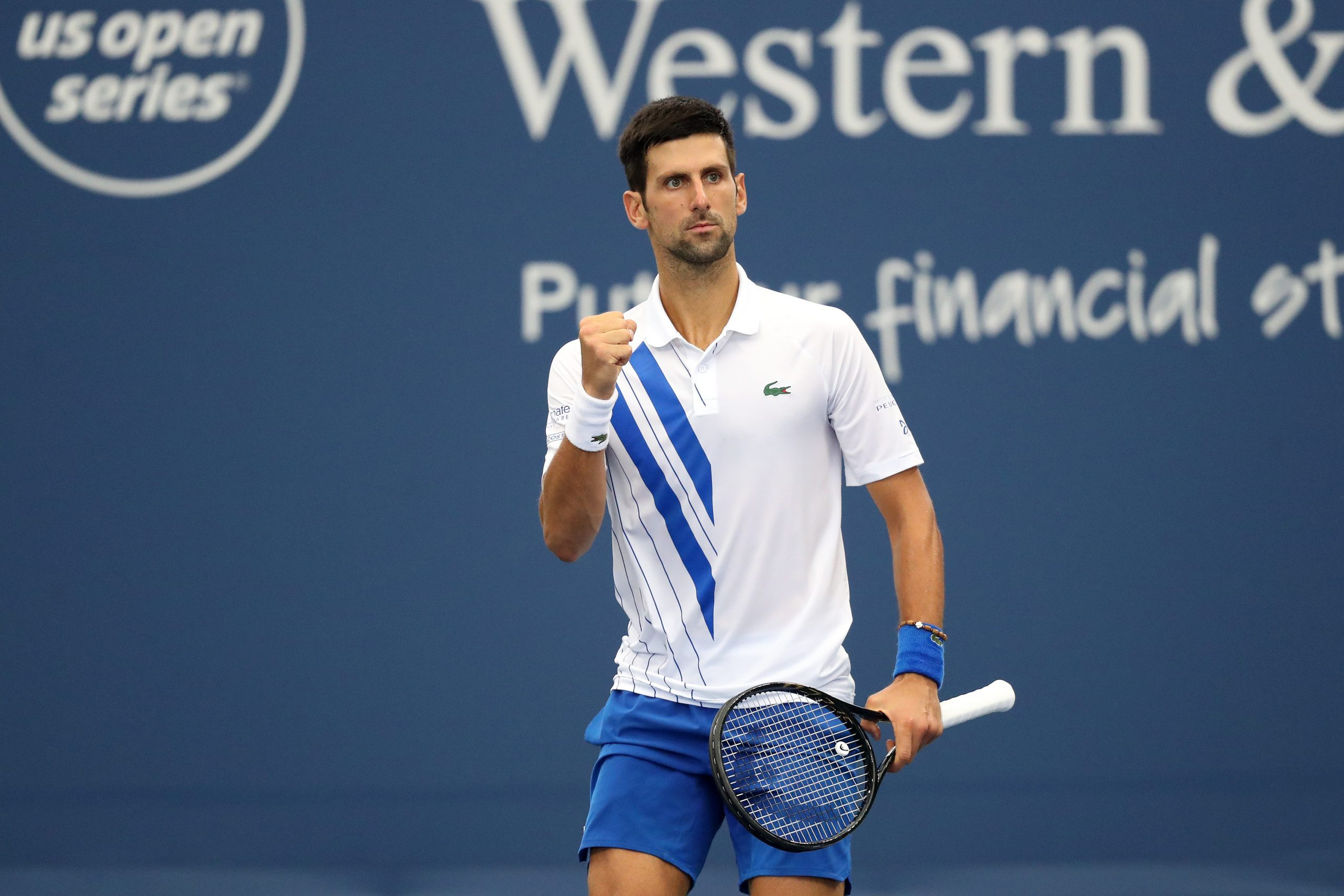 Why Novak Djokovic Was Disqualified From the U.S. Open