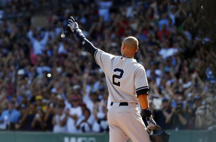 A Look Back on Derek Jeter's Career Before His Long Awaited Moment in Cooperstown