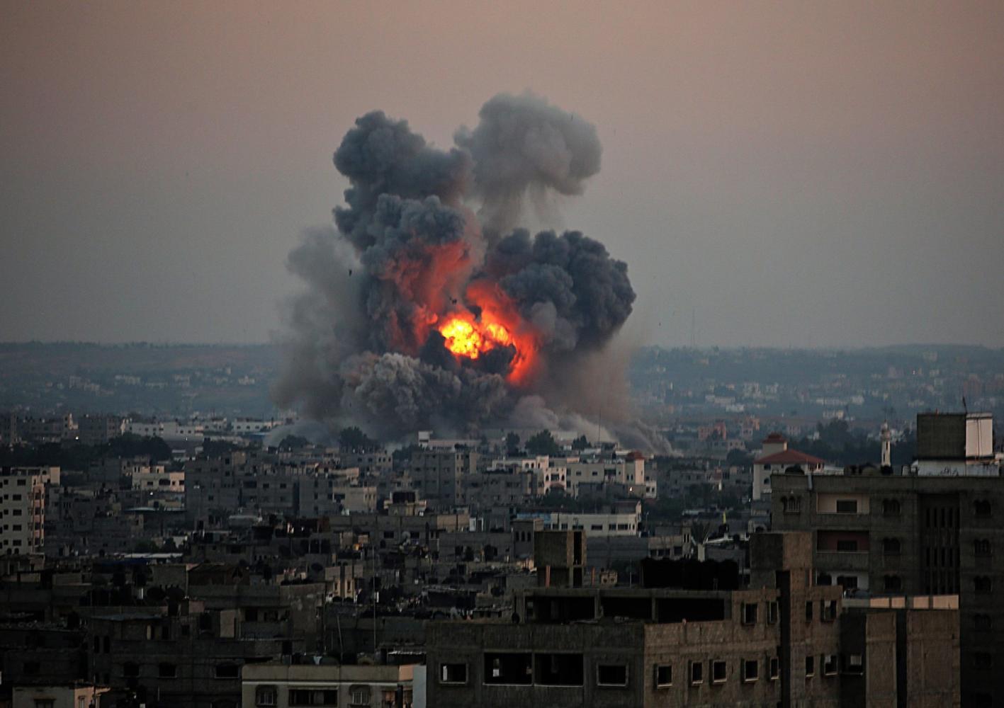 Trouble in Gaza