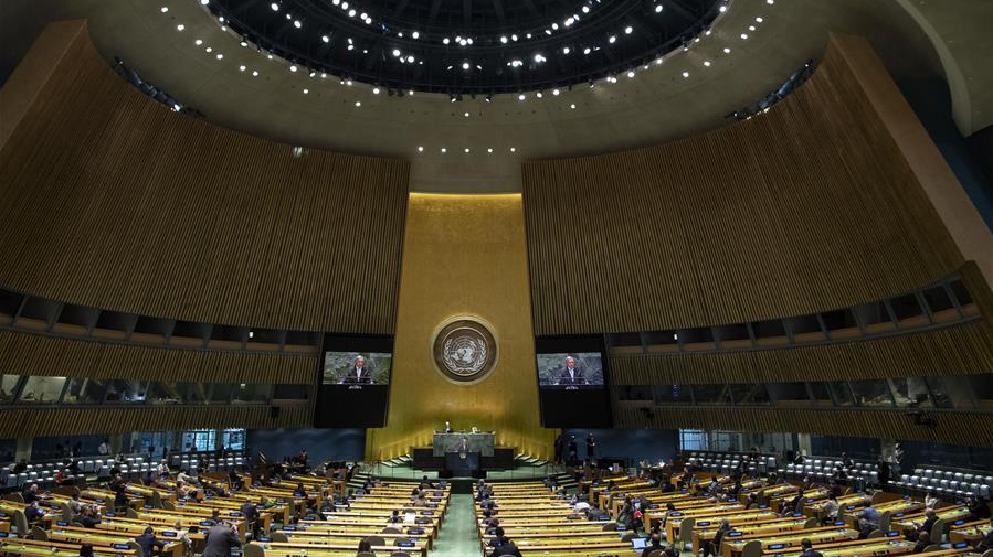 United Nations General Assembly: What's Happening in the World?